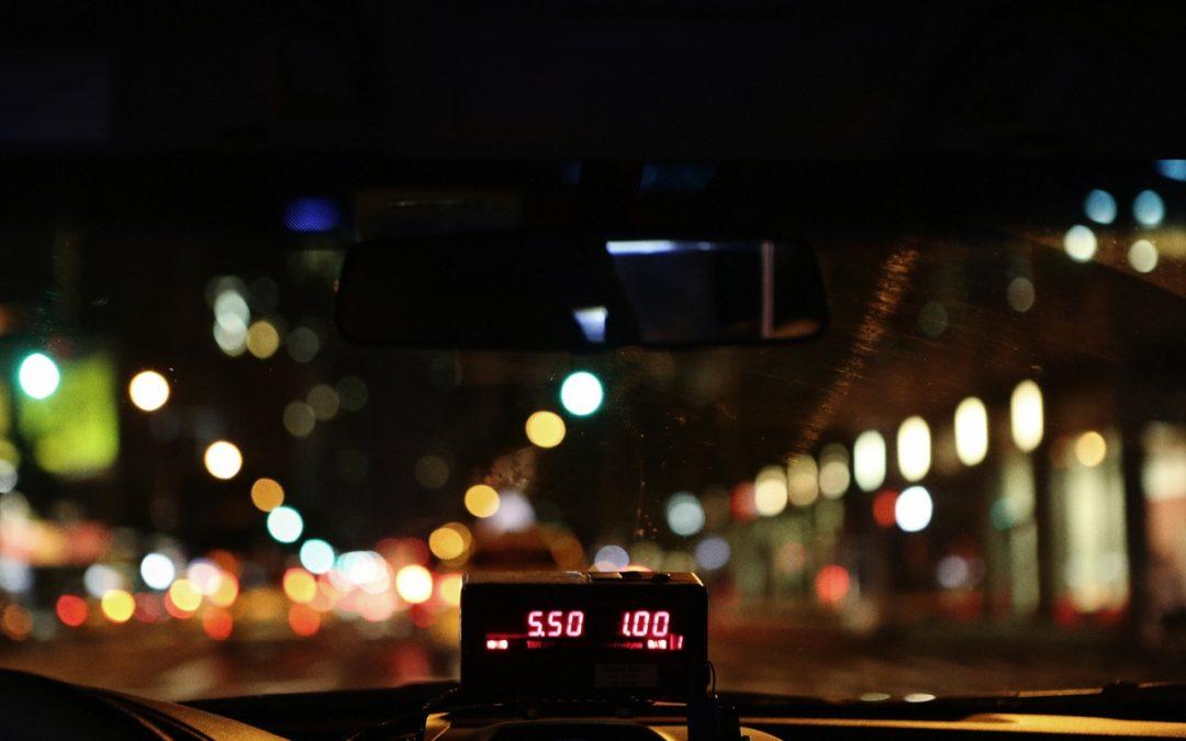 Estudo: como melhorar a experiência de utilização nos táxis