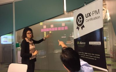 Com a palavra, quem já fez a UX-PM Certification