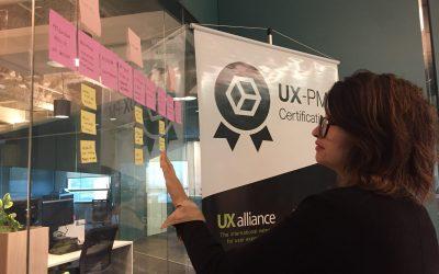 10 benefícios da Certificação UX-PM apontados pelos participantes de Portugal