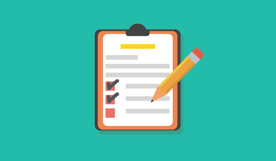 Boas práticas no design de formulários
