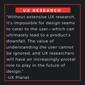Importance of UX research - User research em agile