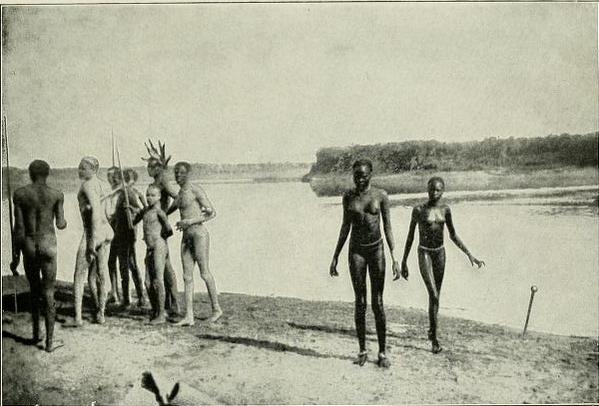 estudo etnográfico junto aos Nuers – um grupo nativo do Sudão do Sul